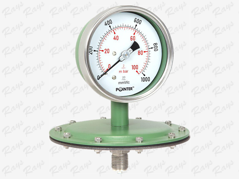 Pressure Gauge - Supplier and Exporter in Andhra Pradesh, Arunachal Pradesh, Assam, Bihar, Chhattisgarh, Goa, Gujarat