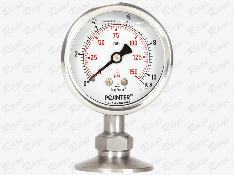 Pressure Gauges : Manufacturer and Supplier in Gujarat, India