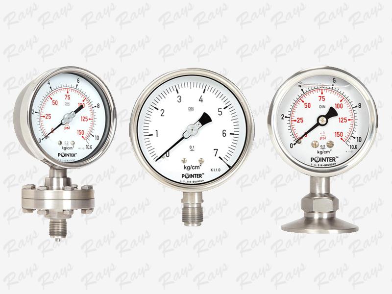 Pressure Gauge Manufacturer, Supplier and Exporter in Andhra Pradesh, Arunachal Pradesh, Assam, Bihar, Chhattisgarh, Goa, Gujarat