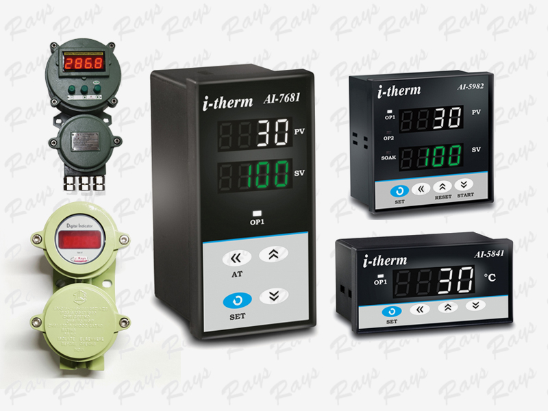 Temperature Instruments Manufacturer and Supplier in Ahmedabad, Gujarat, India