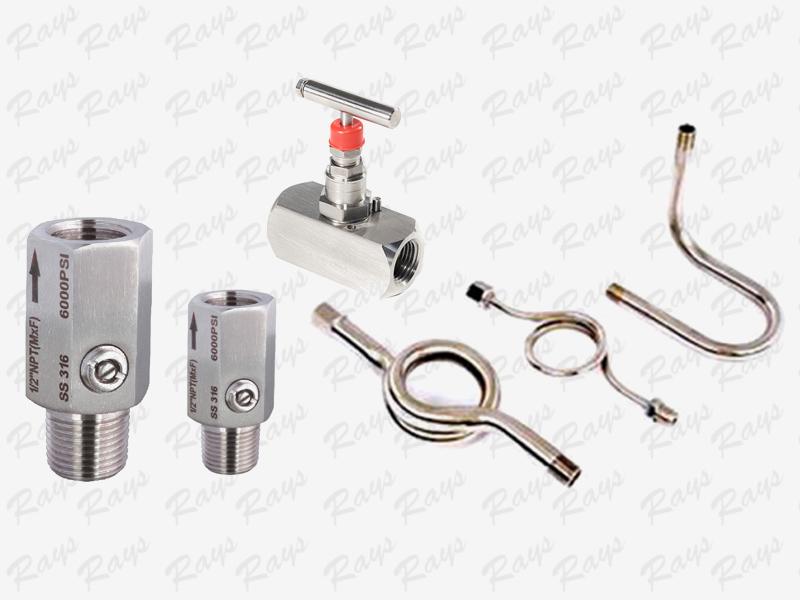Gauge Accessories Manufacturer, Supplier, Dealers, Exporter in Haryana, Himachal Pradesh, Jammu And Kashmir, Jharkhand, Karnataka, Kerala, Madhya Pradesh