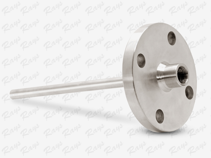 Flanged Thermowell Manufacturer, Supplier and Exporter in Ahmedabad, Gujarat, India