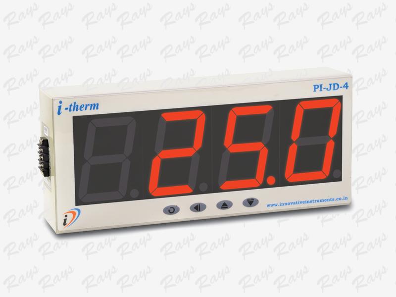 Temperature Indicators/ Controllers - Jumbo Display
