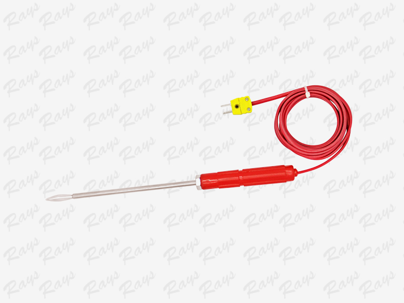 Leaf Type Hand Probe for Surface Manufacturer, Supplier and Exporter in Ahmedabad, Gujarat, India